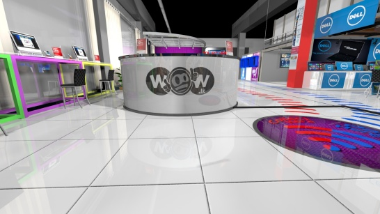 SET DESIGN - WOW 5