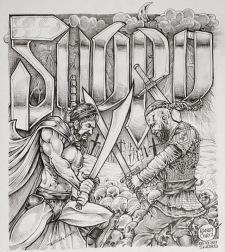 INKTOBER - SWORD
