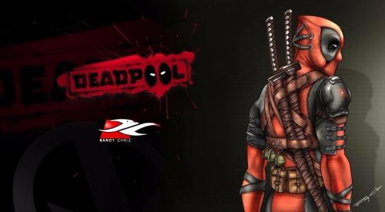 COMICS - Deadpool 1