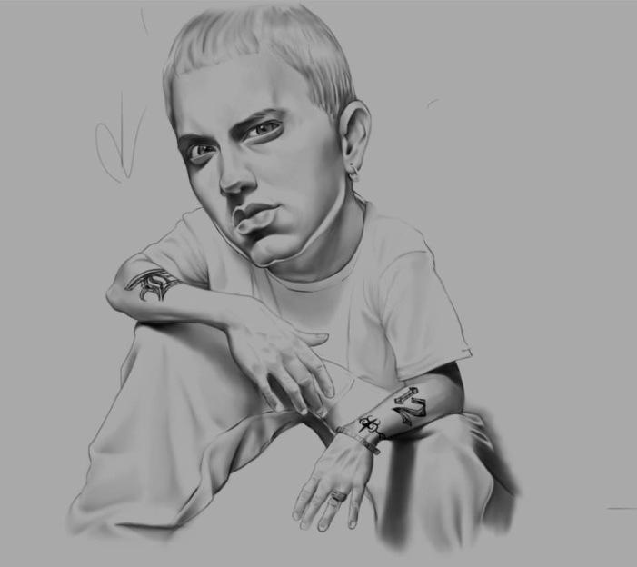 TRAD PORT - Eminem