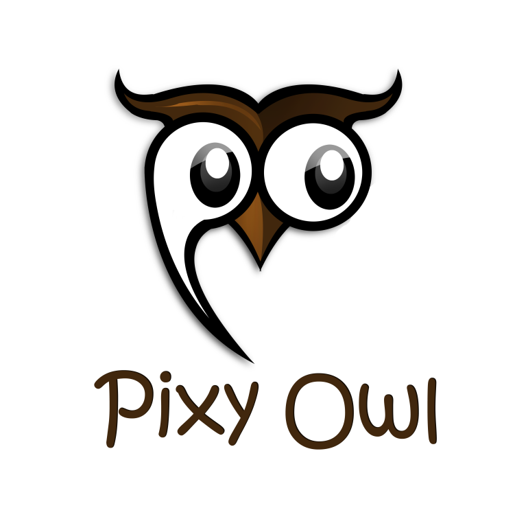 LOGO - Pixy Owl